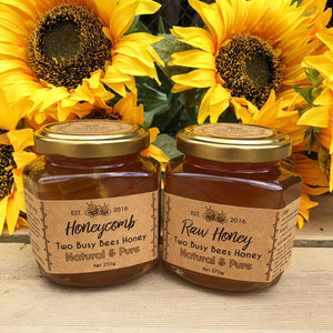 Honeycomb-in-raw-honey-and-pure-raw-honey-Two-Busy-Bees-Raw-Honey