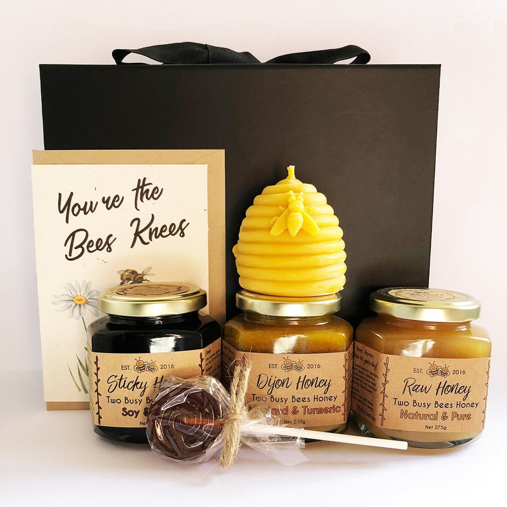 All dressed up - Honey Hamper - Two Busy Bees Honey