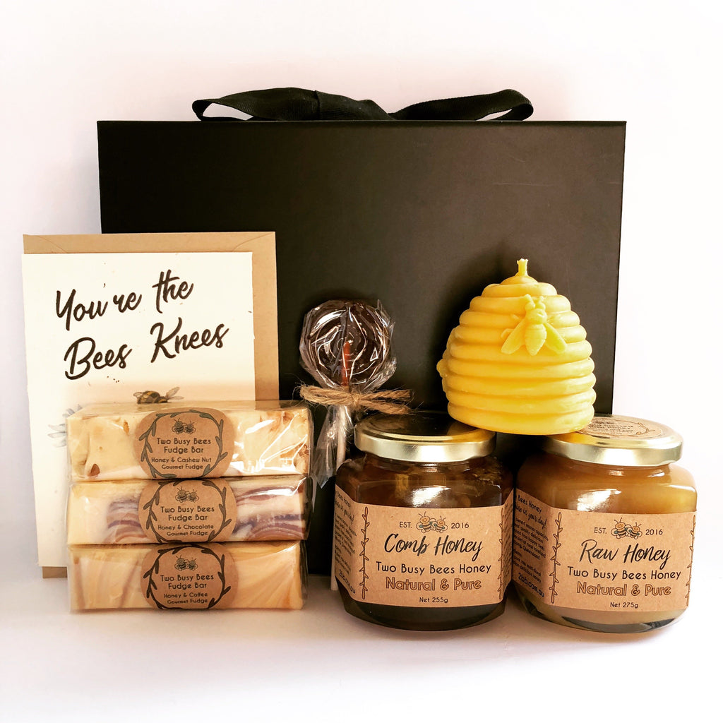 Honey Hamper - Fudge -  May the fudge be with you!