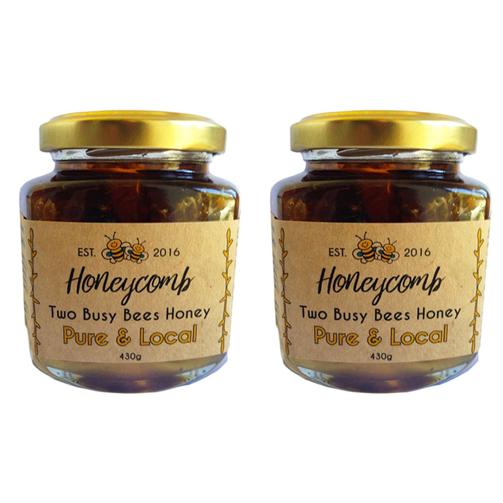 Crystallised-raw-honeycomb-Two-Jar-Set-Two-Busy-Bees-Honey