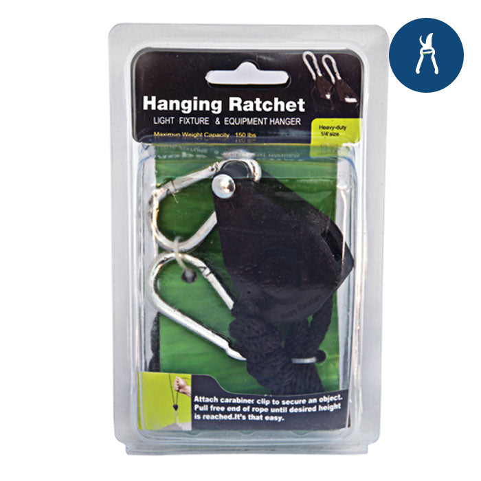1/4'' Rope Ratchet Light Hanger (1pc.)-NWGSupply.com