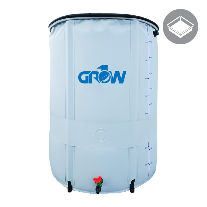 Grow1 Collapsible Reservoir - 26 Gallon