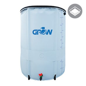 Grow1 Collapsible Reservoir - 60 Gallon-NWGSupply.com