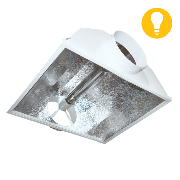8'' Hinged Air-Cooled Reflector-NWGSupply.com