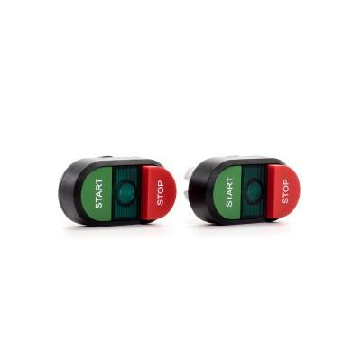 Twister T2 Double Push Button (2-pack)-NWGSupply.com