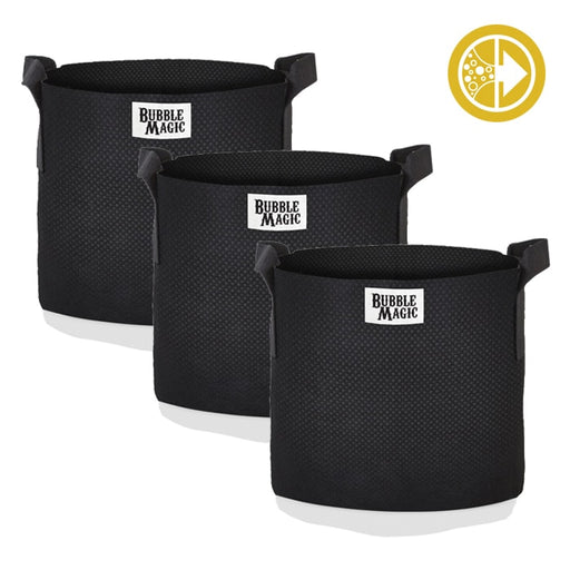 Bubble Magic Extraction Bags 5 Gallon 3 Bag Set-NWGSupply.com