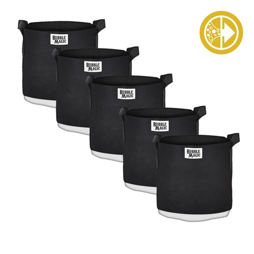 Bubble Magic Extraction Bags 5 Gallon 5 Bag Set-NWGSupply.com