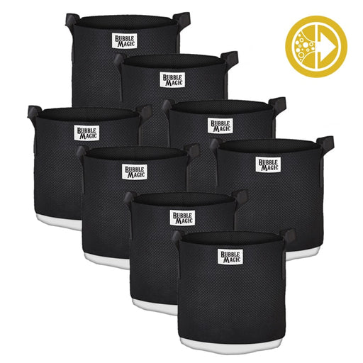 Bubble Magic Extraction Bags 5 Gallon 8 Bag Set-NWGSupply.com
