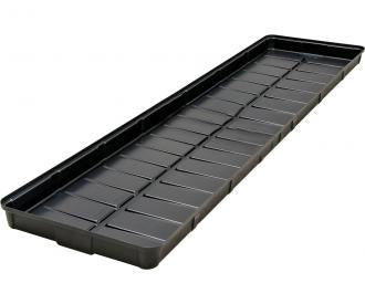 Active Aqua Low Rise Flood Table, Black, 2' x 8'-NWGSupply.com