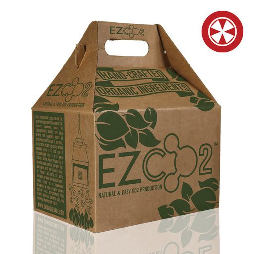 EZ Co2 XL Delay Activated Co2 Producing Mushroom Bag-NWGSupply.com