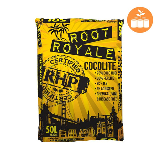 Root Royale Coco/Perlite Mix 50L-NWGSupply.com
