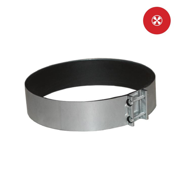 12'' Noise Reduction Clamp-NWGSupply.com