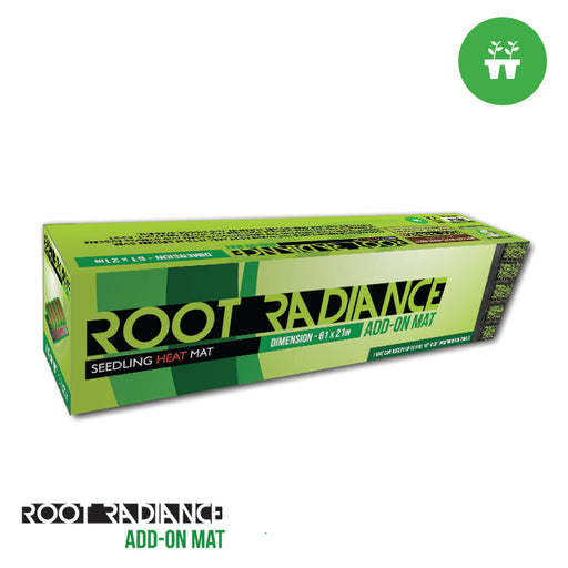 "61"" X 21"" Root Radiance Daisy Chain Heat Mat - ADD-ON-NWGSupply.com"