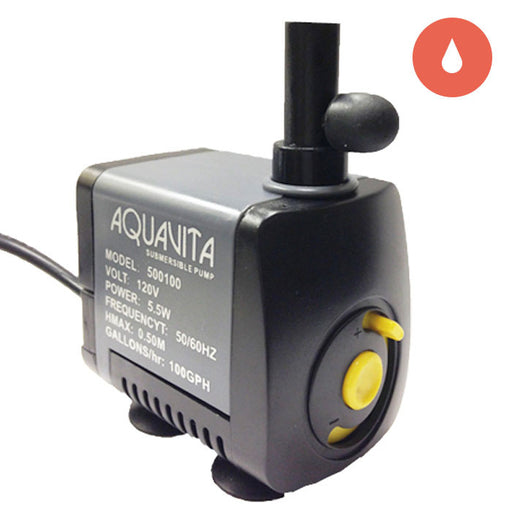 AquaVita 100 Water Pump-NWGSupply.com