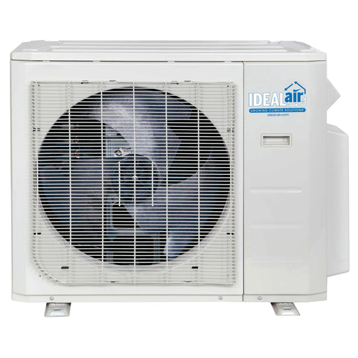 Ideal-Air Pro-Dual 36,000 BTU 22.5 SEER Multi-Zone Heating & Cooling Outdoor Unit-NWGSupply.com