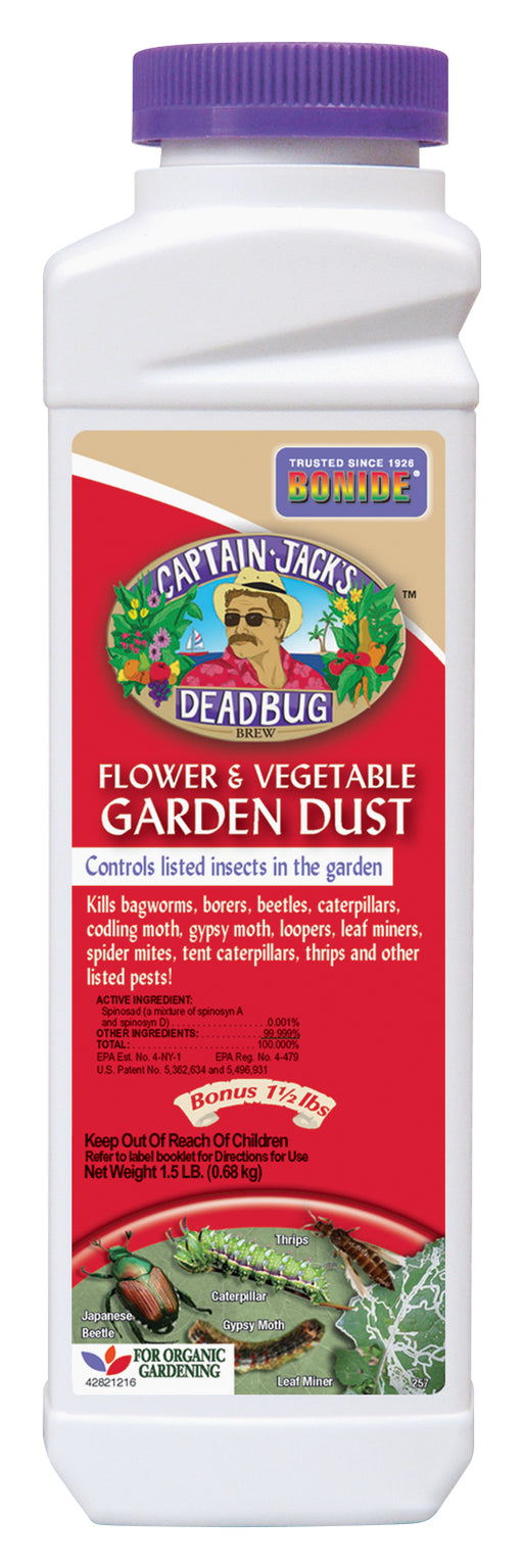 Bonide Captain Jack's Deadbug Brew Dust 1.5 lb-NWGSupply.com