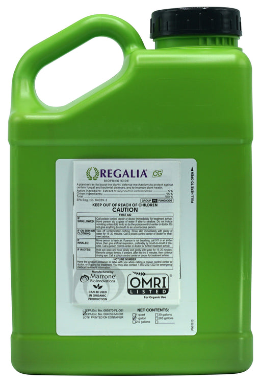 Marrone Bio Innovations Regalia CG Gallon-NWGSupply.com
