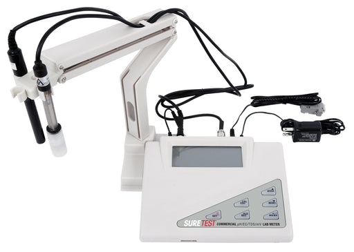 Sure Test Commercial pH / EC / TDS / ORP Lab Meter-NWGSupply.com