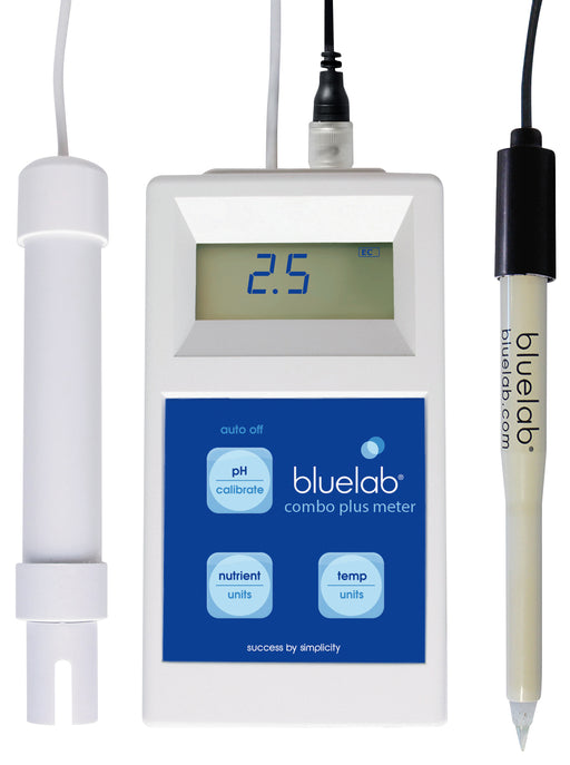 Bluelab Combo Plus Meter - Probe Included-NWGSupply.com
