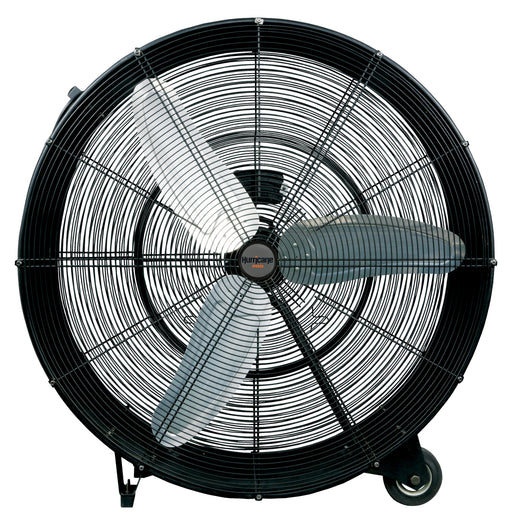 Hurricane Pro High Velocity Metal Drum Fan 36 in-NWGSupply.com