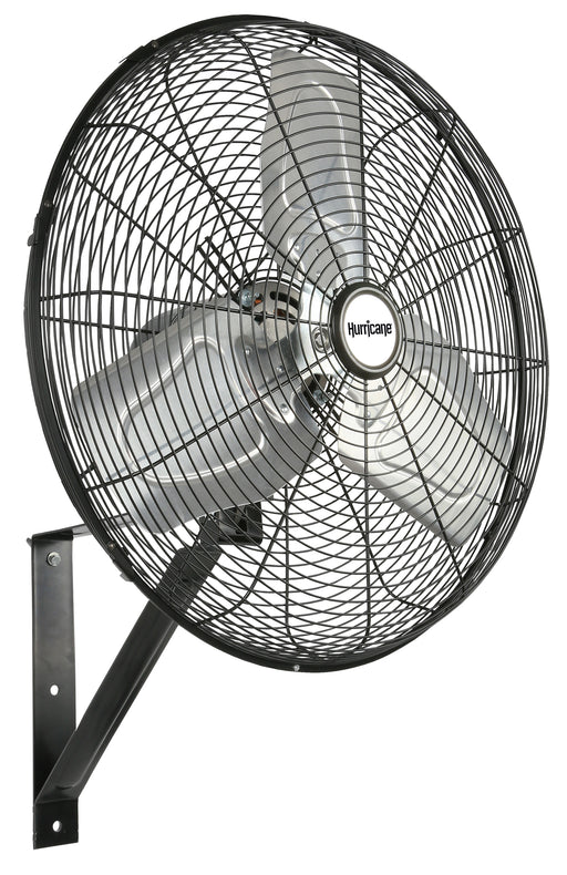 Hurricane Pro Commercial Grade Oscillating Wall Mount Fan 30 in-NWGSupply.com