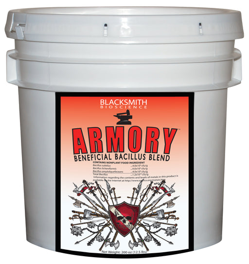 Blacksmith BioScience Armory Beneficial Bacillus 200 oz / 10 lb-NWGSupply.com