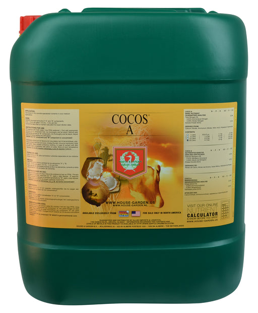 House and Garden Cocos A 20 Liter-NWGSupply.com