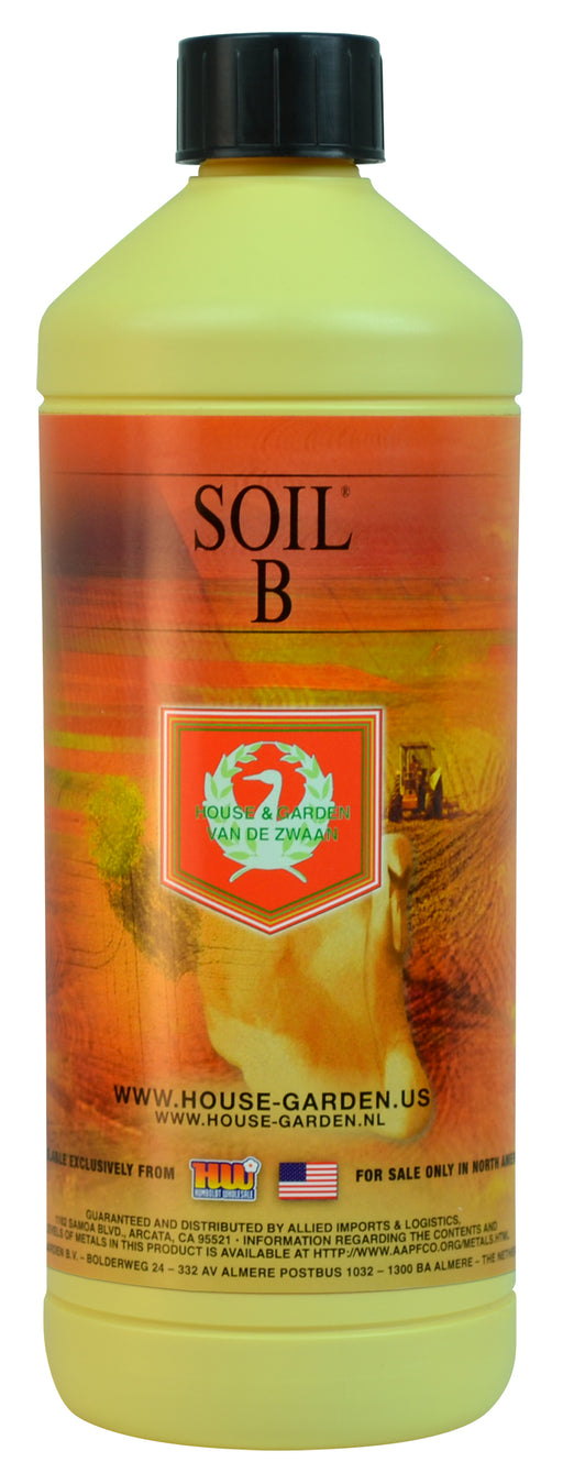 House and Garden Soil B 1 Liter-NWGSupply.com