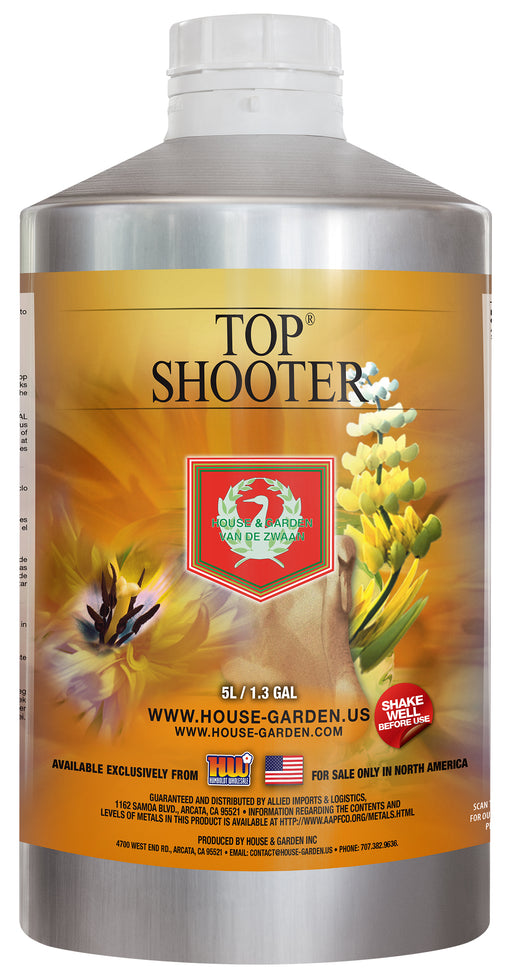 House and Garden Top Shooter 5 Liter-NWGSupply.com
