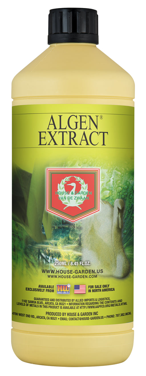 House and Garden Algen Extract 1 Liter-NWGSupply.com