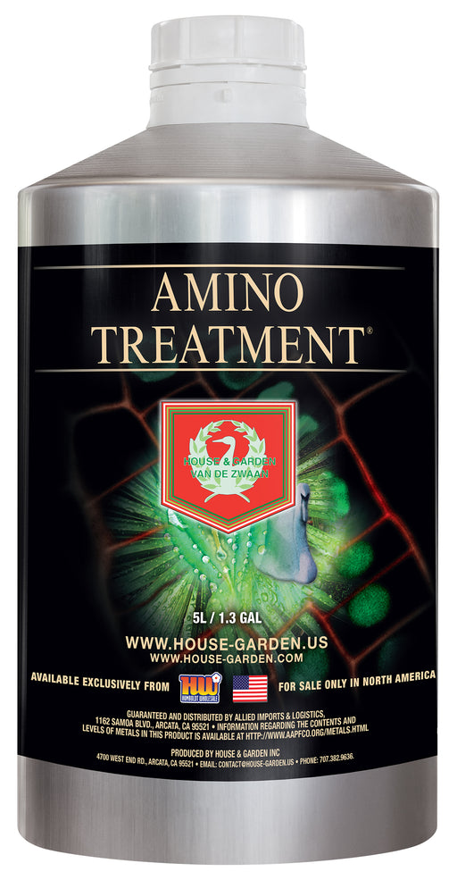 House and Garden Amino Treatment 5 Liter-NWGSupply.com
