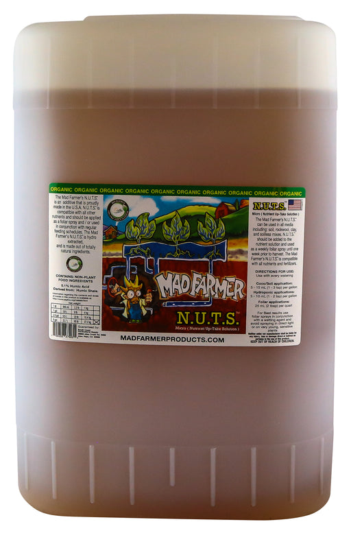 Mad Farmer Nutrient UpTake Solution 6 Gallons-NWGSupply.com
