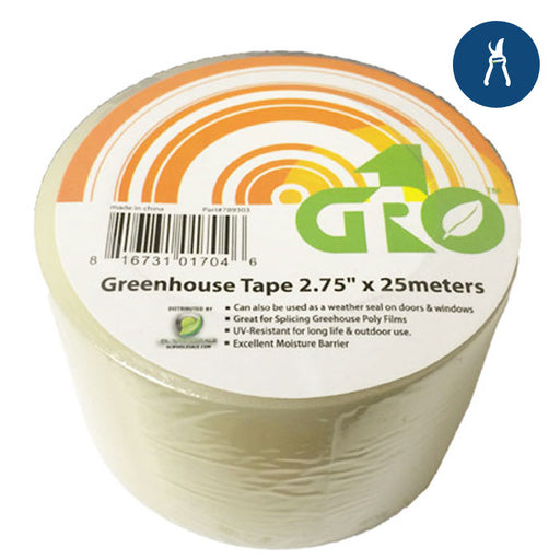 Greenhouse Tape 2.75'' x 25M-NWGSupply.com