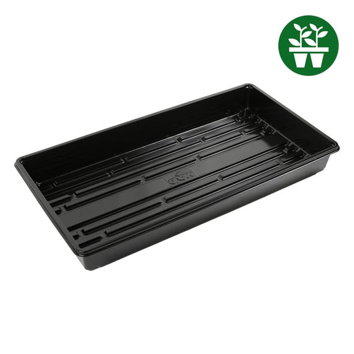 10''x20''x2.25'' Propagation Tray with Drain Holes-NWGSupply.com