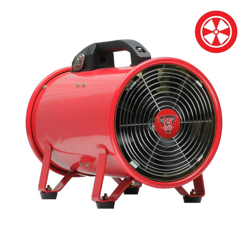 "8"" F5 Explosion Proof Fan-NWGSupply.com"