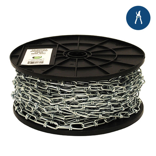 Jack Chain 100' Roll-NWGSupply.com