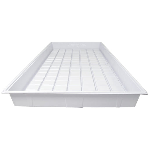 Active Aqua Premium Flood Table, White, 8' x 4'-NWGSupply.com