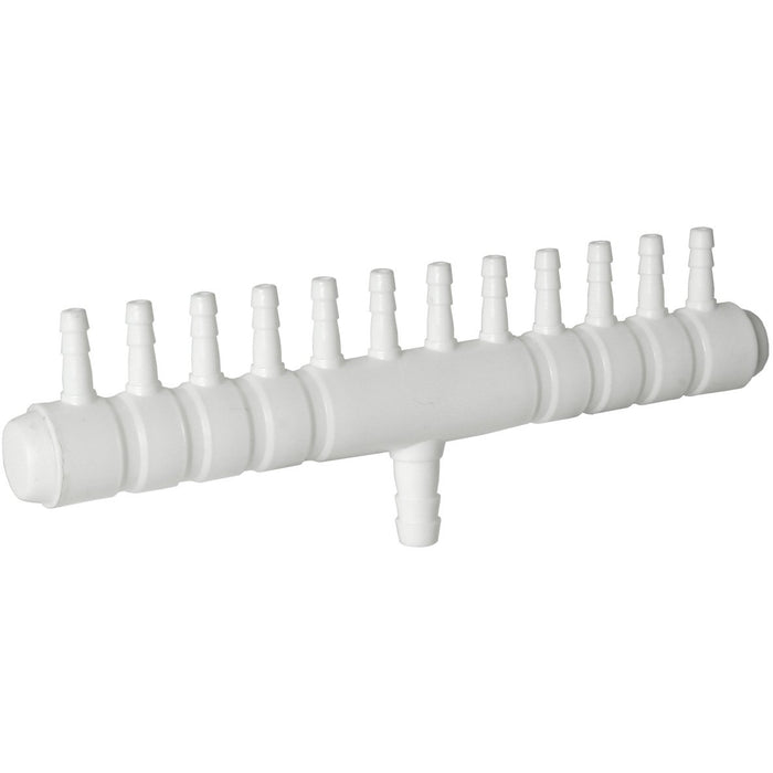 Active Aqua 12-Outlet Plastic Air Manifold-NWGSupply.com