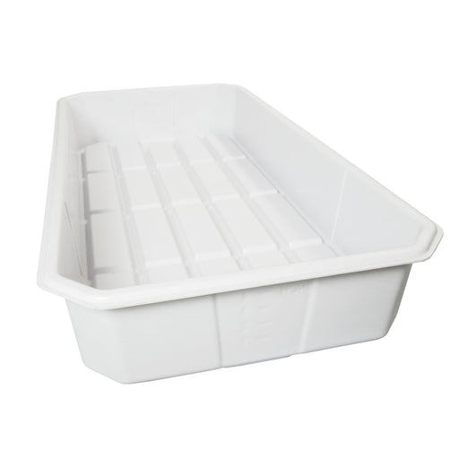 "Active Aqua Flood Table for Tents, White, 22"" x 45""-NWGSupply.com"