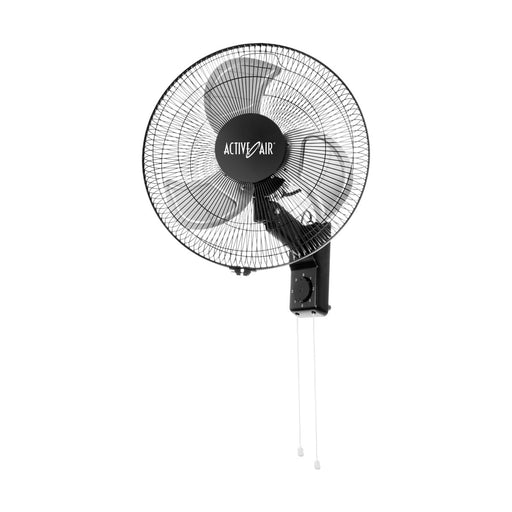 "Active Air Heavy Duty 16"" Metal Wall Mount Fan-NWGSupply.com"