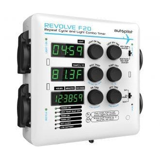 Autopilot REVOLVE F20 Repeat Cycle and Light Combo Timer-NWGSupply.com