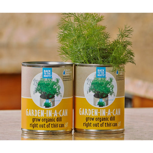 Garden in a Can, Dill-NWGSupply.com