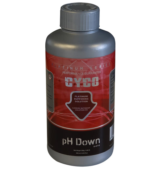 CYCO pH Down, 250 mL-NWGSupply.com