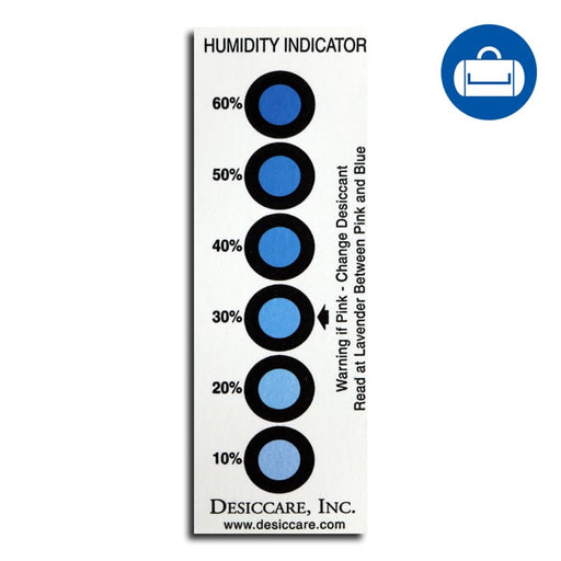 Integra Boost Humidity Indicating Cards of 10%-60% (10pcs)-NWGSupply.com