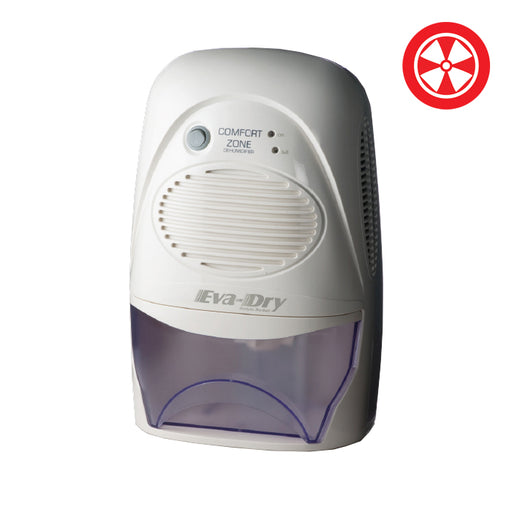 Eva-Dry EDV-2200 2 Pint Mini-Dehumidifier-NWGSupply.com