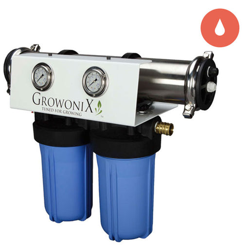 GrowoniX 1000 Gallon/Day Reverse Osmosis Filter-NWGSupply.com