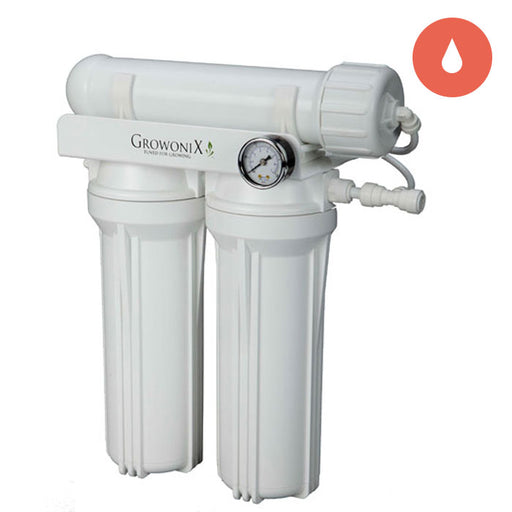 GrowoniX 100 Gallon/Day Reverse Osmosis Filter-NWGSupply.com