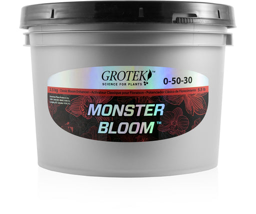 Monster Bloom, 2.5 kg-NWGSupply.com