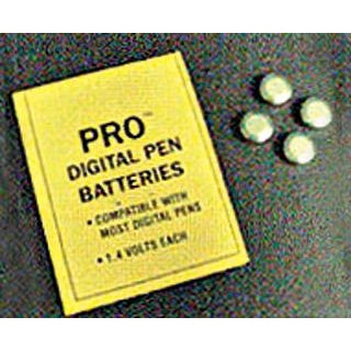 Batteries for PRO pH/TDS pen or Thirsty Light, 1.4V (pack of 4 batteries)-NWGSupply.com