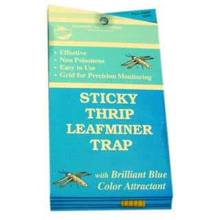 Seabright Laboratories Thrip/Leafminer Trap, 5 pack-NWGSupply.com